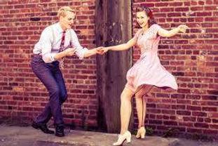 Swig Dance Students