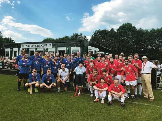 Inaugural Gary Parkinson Trophy Raises £3,364.80