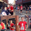 Wigan 10k Glory For Parky's Son