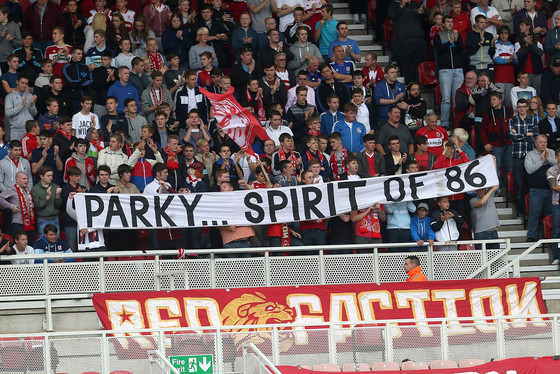 The Team Of 86 Return For Parky