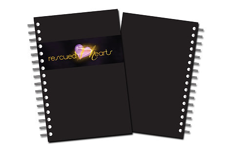 Rescued Hearts Journals