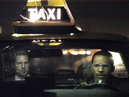 Colateral, Taxi Driver e O Gosto de Cereja