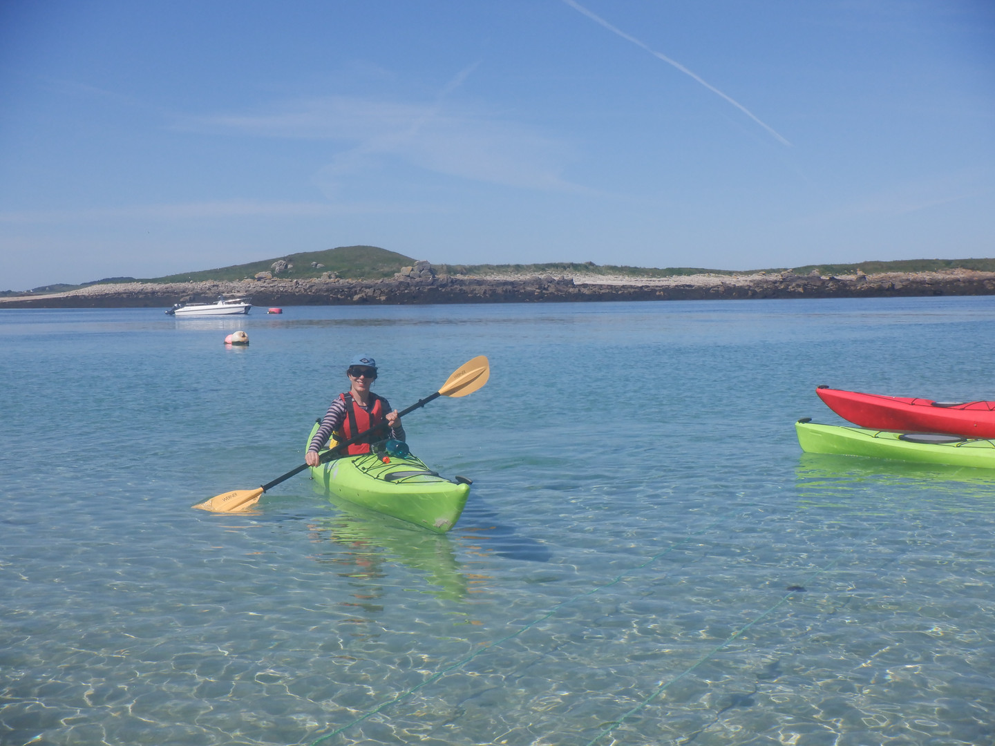 Isle of Scilly Sea Kayaking