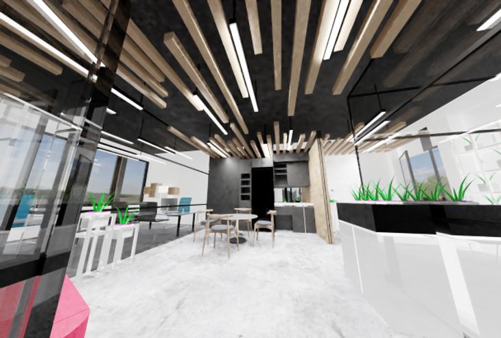 0813 Studio commercial interior design 3