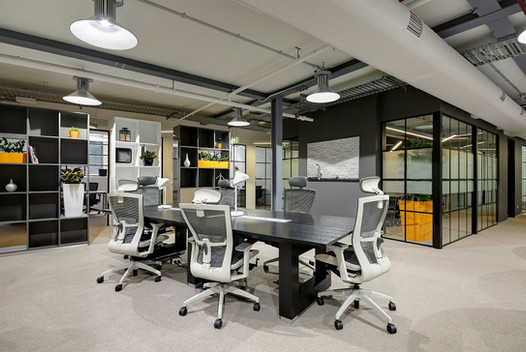 0813 Studio Commercial Interior Designers Sydney coworking space sydney serviced office design communal area 3