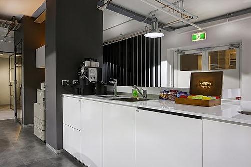 0813 Studio interior designers - office design kitchen