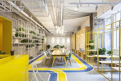 0813工作室,商业室内设计的专家。专攻各类办公室设计。