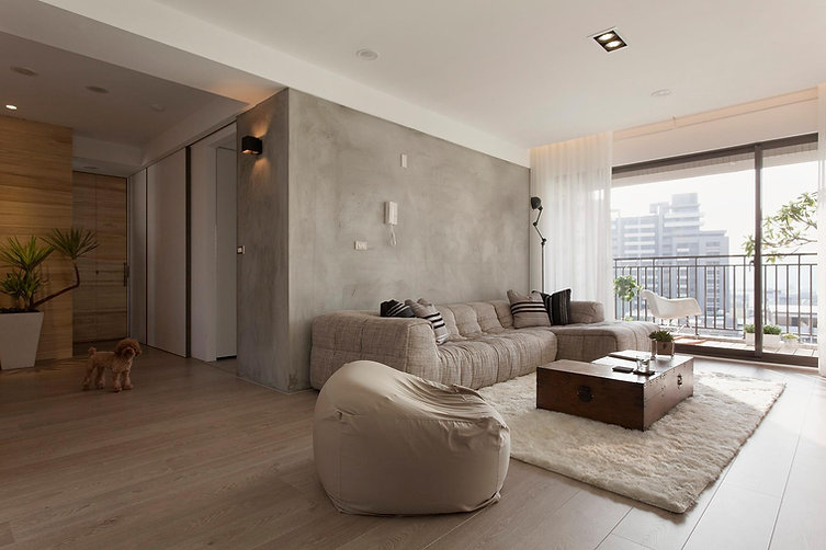 0813 Studio Commercial Interior Designs Sydney NSW, teaching you how to DIY a concrete effect wall in your home, business or shop. It's easy and fun, and the end result will exceed your expectation! Give us a call to find out more.