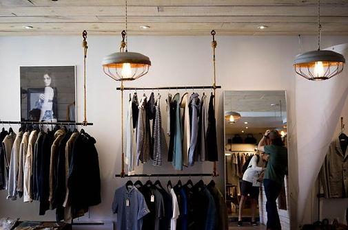 0813 studio boutique shop interior desig
