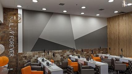 0813 Studio 0813工作室 商业室内设计 专家 商铺店铺设计 美甲店设计 按摩spa设计。我们设计的美甲店,dayspa和按摩店,极具现代气息,并且融合了亚洲元素,从材料到色调的选用和搭配,均起到画龙点睛之用。