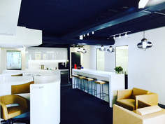 0813 Studio Commercial Interior Designers Sydney coworking space sydney serviced office design communal area 2