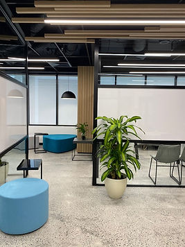 0813 studio commercial interior designs case study small office design completion photo