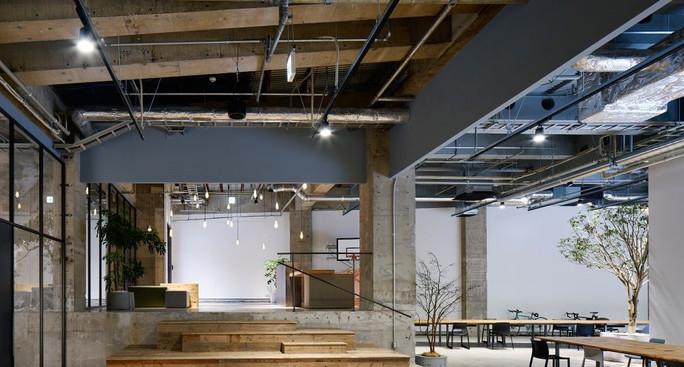 0813工作室 商业室内设计 工业风办公室设计  4
