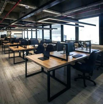 0813工作室 商业室内设计 工业风办公室设计  3
