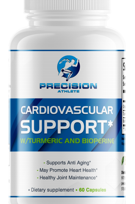 Cardiovascular Support w/Turmeric and Bioperine