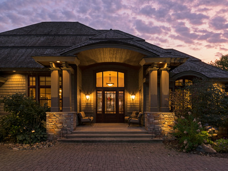 Outdoor Lighting is Not Just About the Landscape