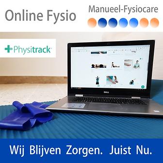 Manueel-Fysiocare Online, Nieuwegein, Fy