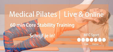 2020-07 Medical Pilates Live en Online,
