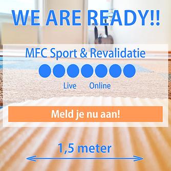 2020-06-30 Hervatten MFS Sport Live less