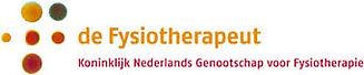 Aangesloten bij de Fysiotherapeut: Koninklijk Nederlands Genootschap voor Fysiotherapie