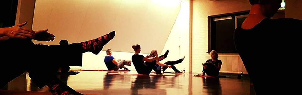 Een Pilates-les bij Manueel-Fysiocare in het stadcentrum van Nieuwegein