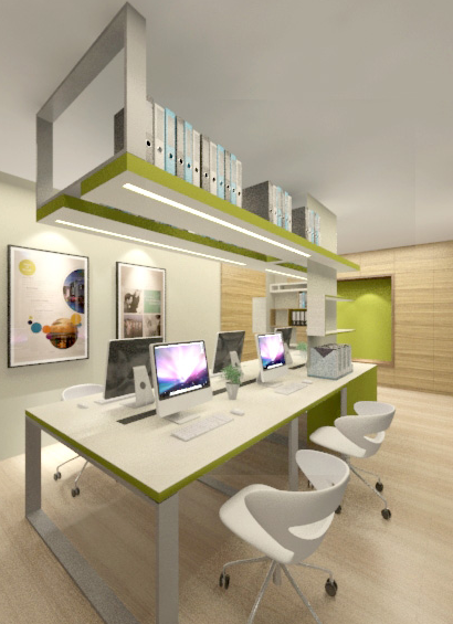 Small Office Concept