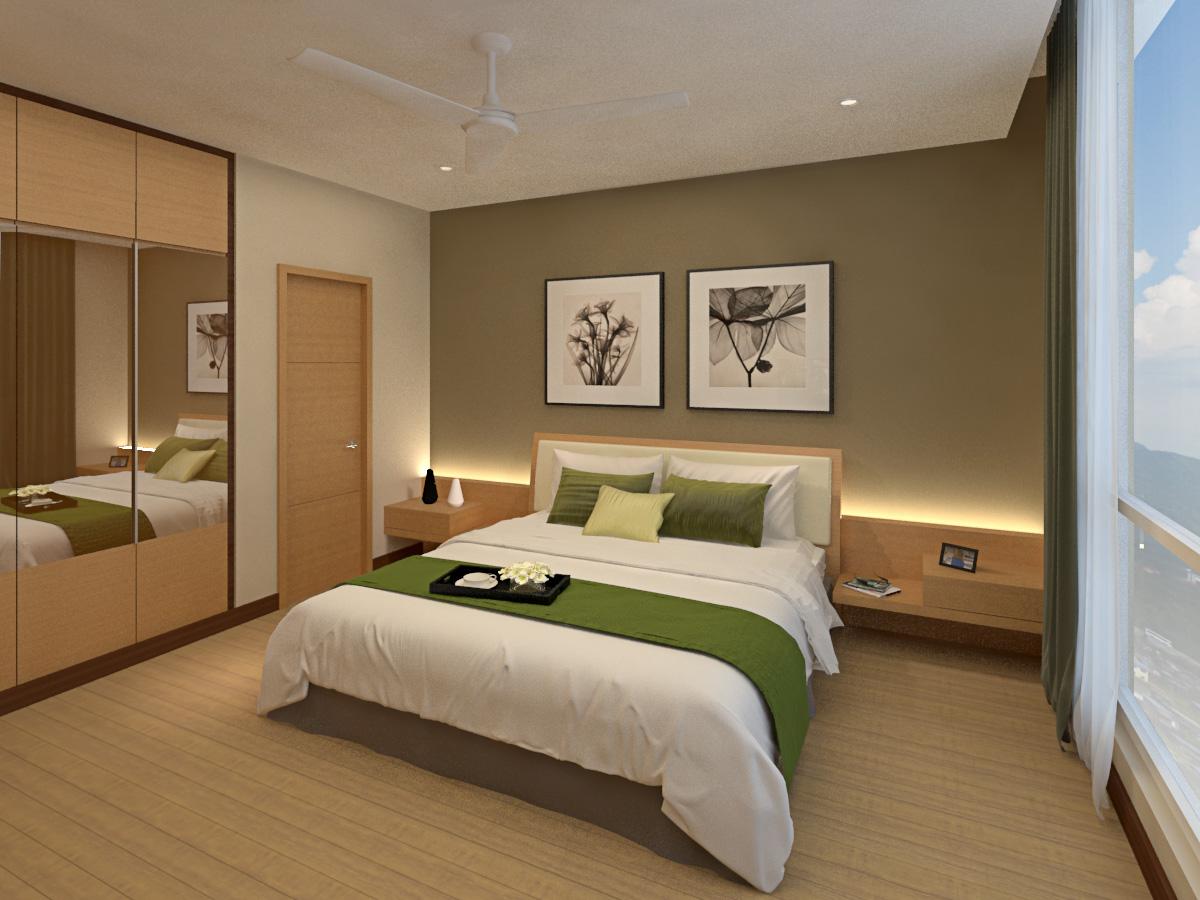 Type1 Master Bedroom
