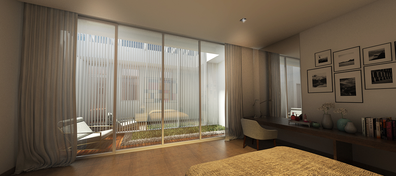 Refined Bedroom Suite