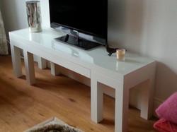 Bespoke TV table Botley