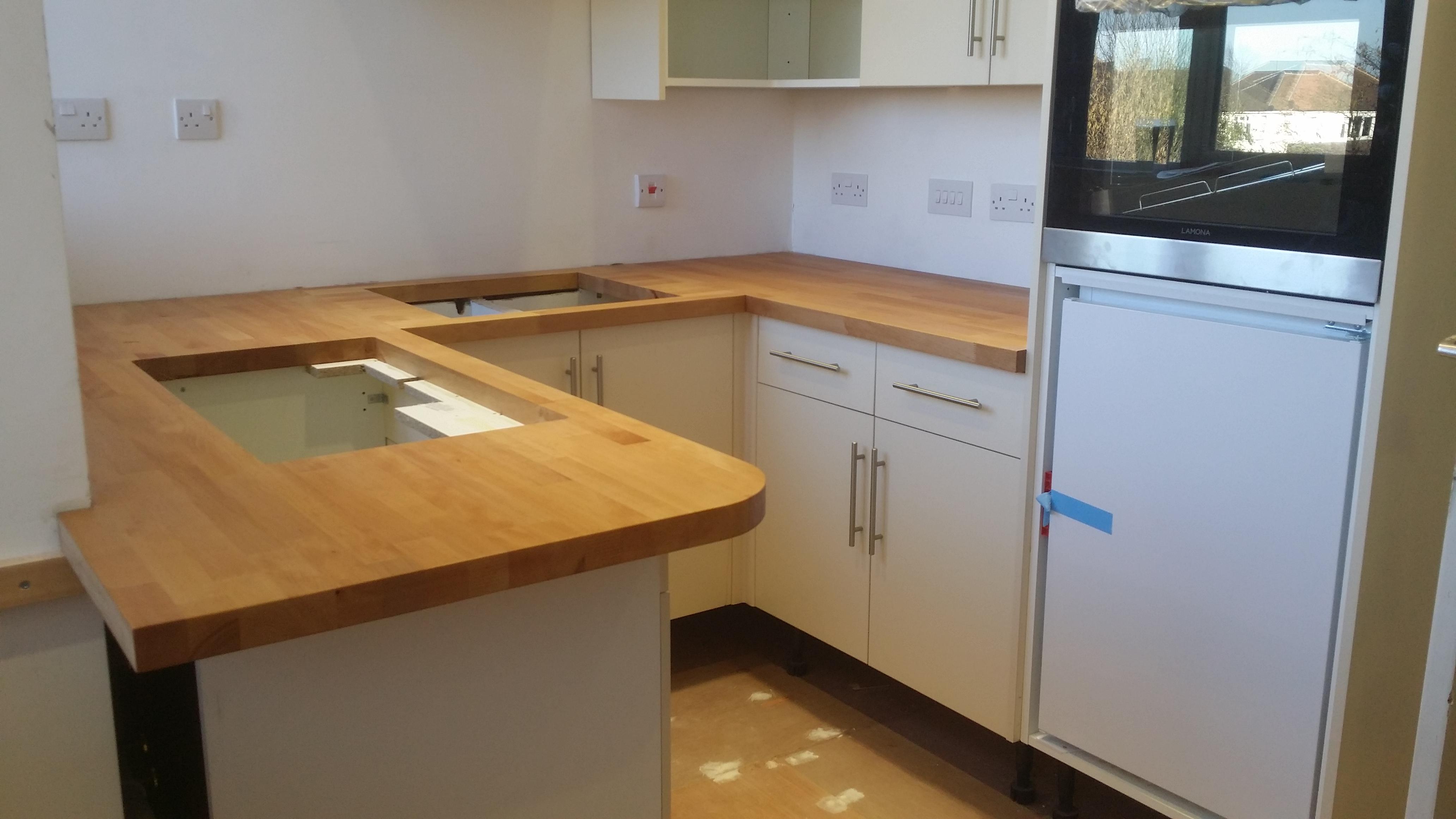 Fitting Kitchen Headington