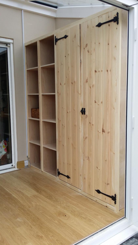 Built in storage unit Kennington