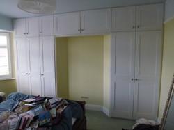 wardrobe doors Oxford
