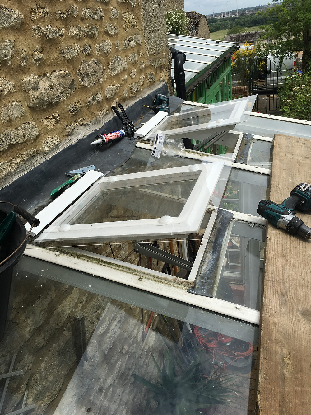 Window repairs oxford