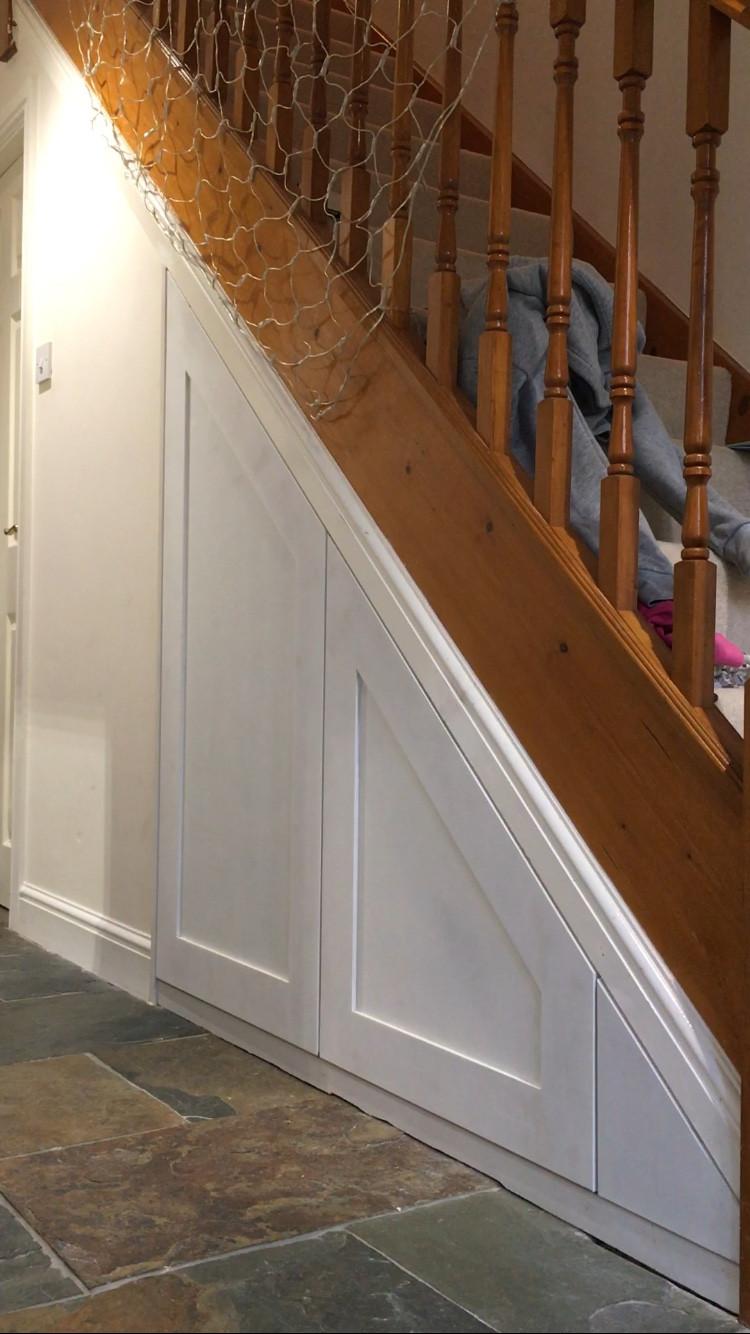 Under stair storage Oxford