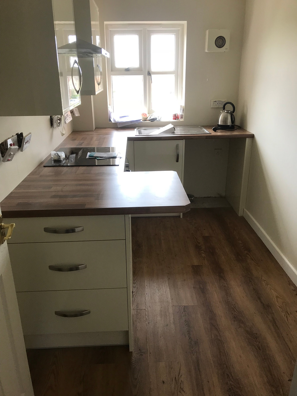 Wren Kitchen fitted by SPB Carpentry and Joinery