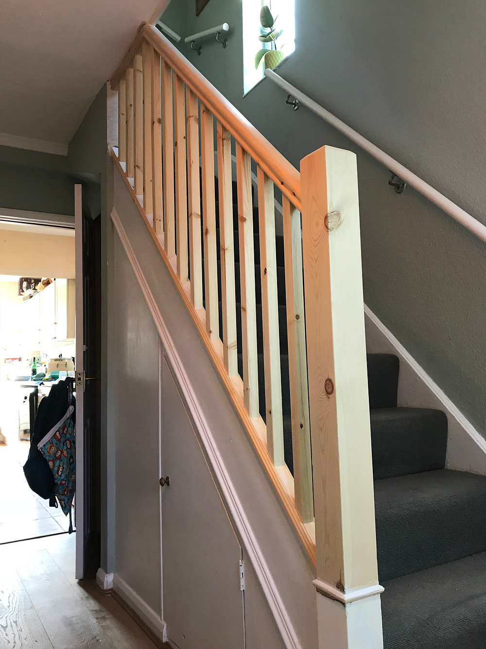 Banister fitted in Oxford