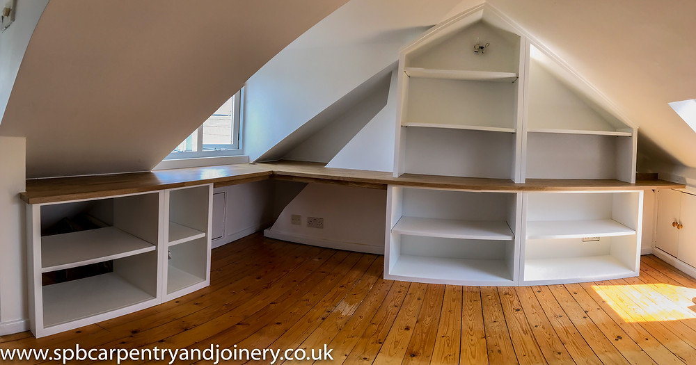 Office Fitting by SPB Carpentry & Joinery