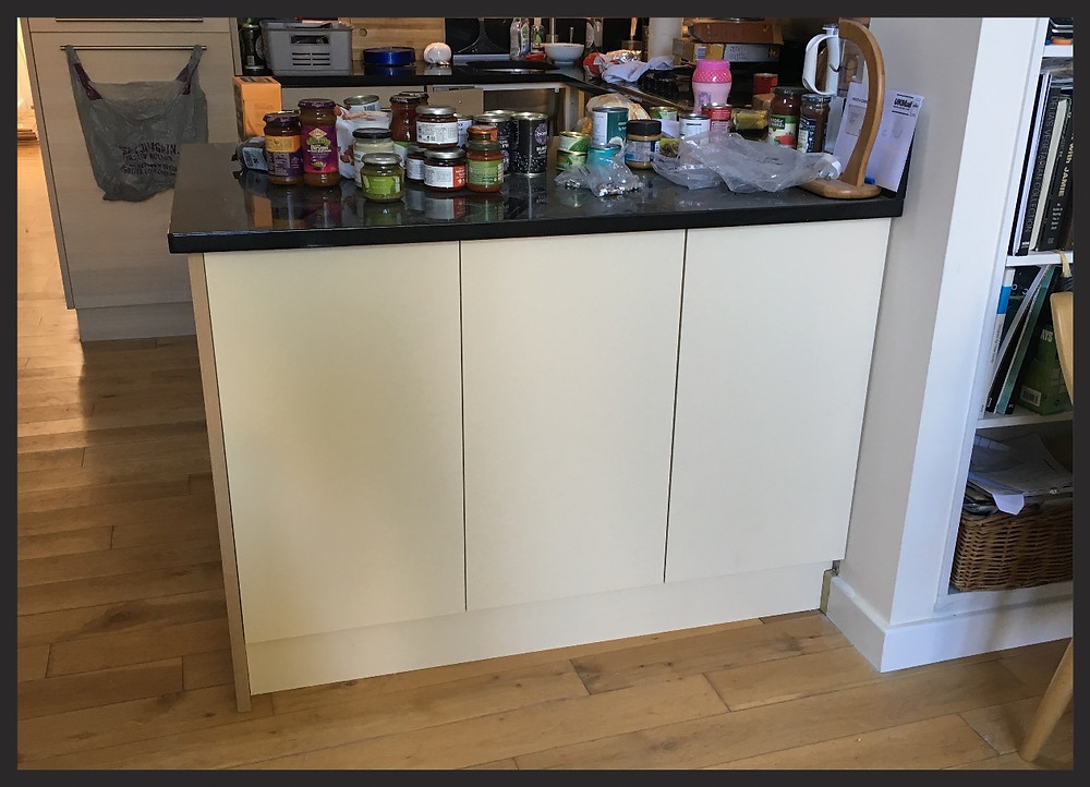 Howdens Kitchen units fitted in Cowley