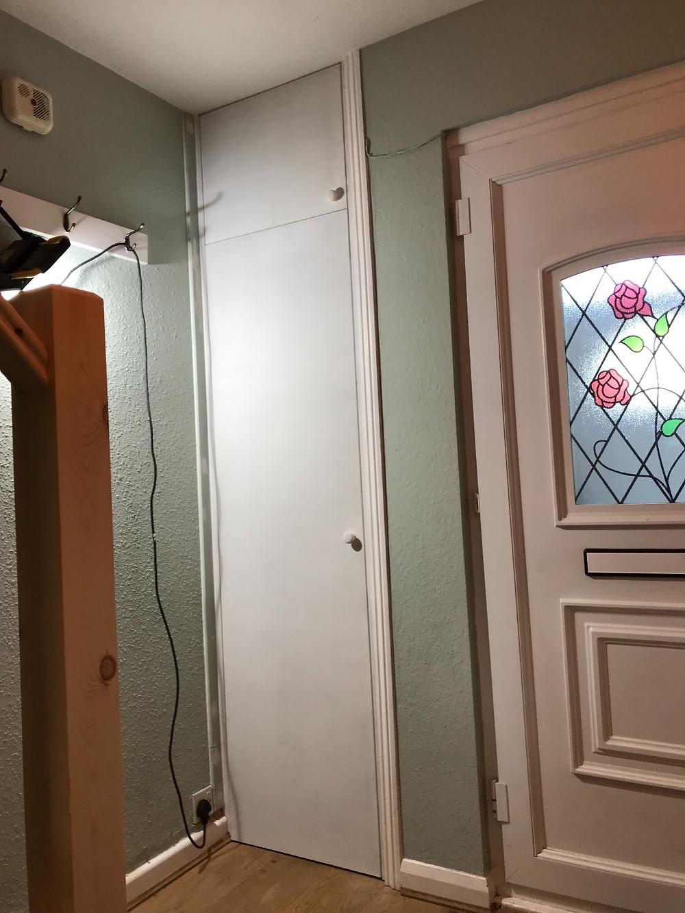 Hallway Cupboard Oxford