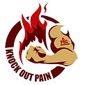 Knock Out Pain logo of Lehigh Vally PA.