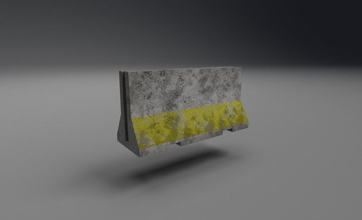 roadblock 3d model free download
