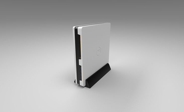 game console 3d model free