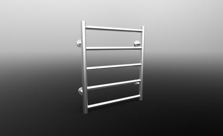 heated towel rail 3d model
