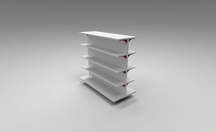 shelf 3d model free
