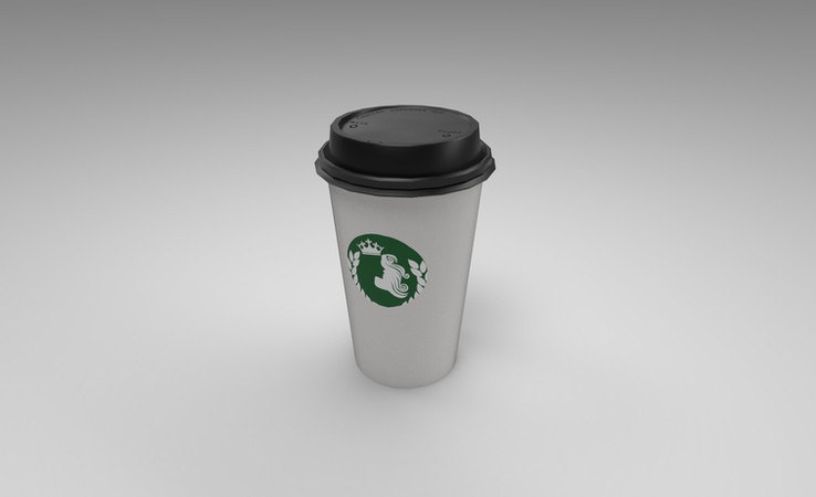 coffee cup 3d model free