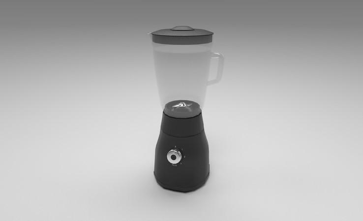 blender free 3d model