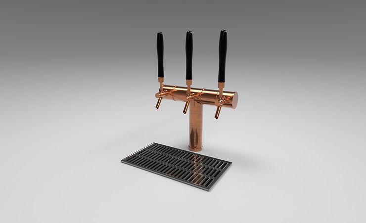 beer tap 3d model free
