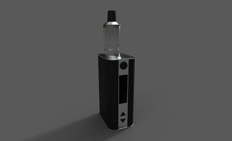 vape 3d model free