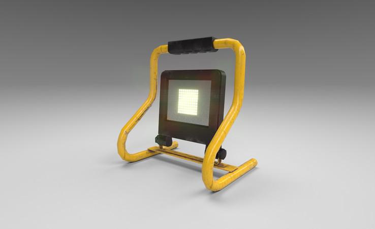 work light free 3d model