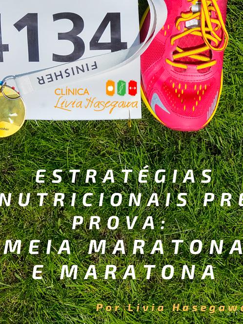 E-Book Maratona e Meia Maratona